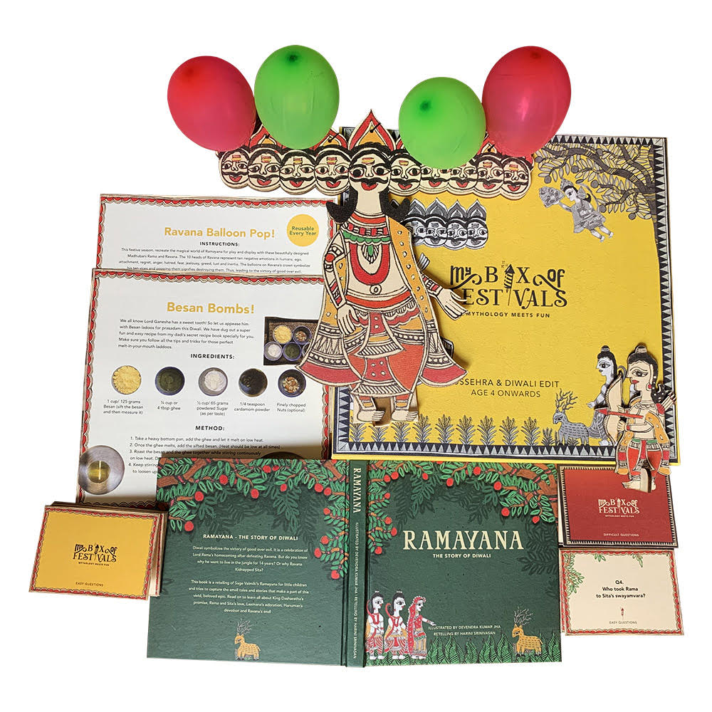 My Box Of Festivals - Diwali