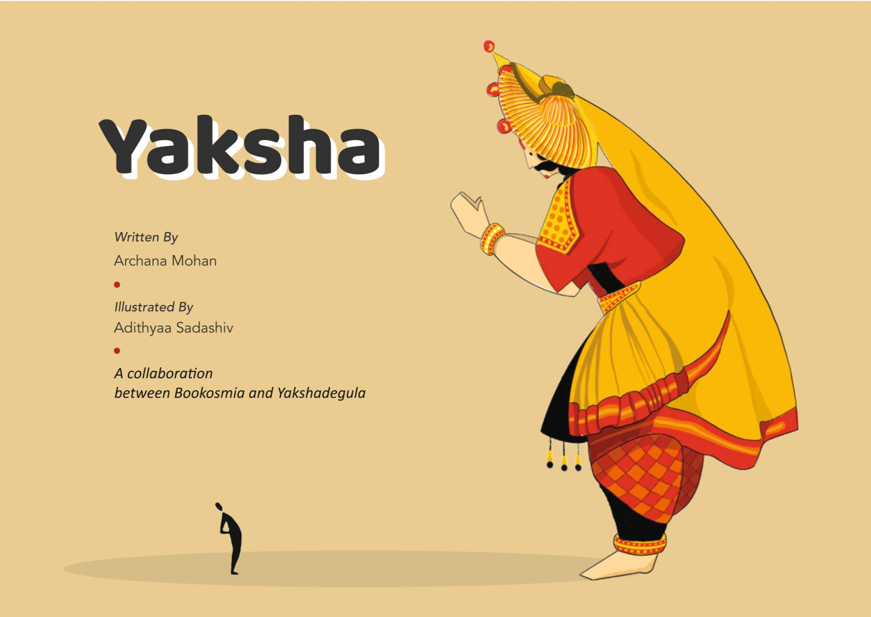 Bookosmia - Yaksha