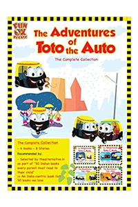 Adventures Of Toto The Auto - Complete Collection