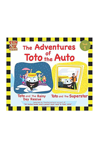 The Adventures Of Toto The Auto - 1