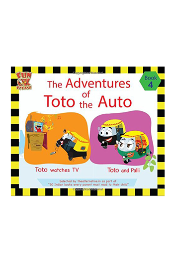 The Adventures Of Toto The Auto - 4