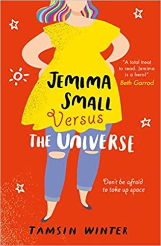 Jemima Small Versus the Universe by Tasmin Winter