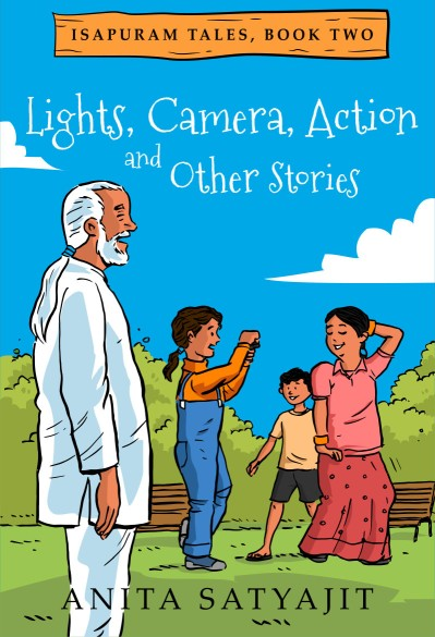 Isapuram Tales - Lights, Camera, Action and other stories