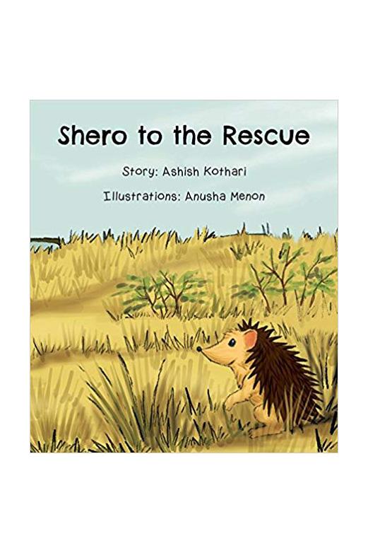 Shero to the Rescue