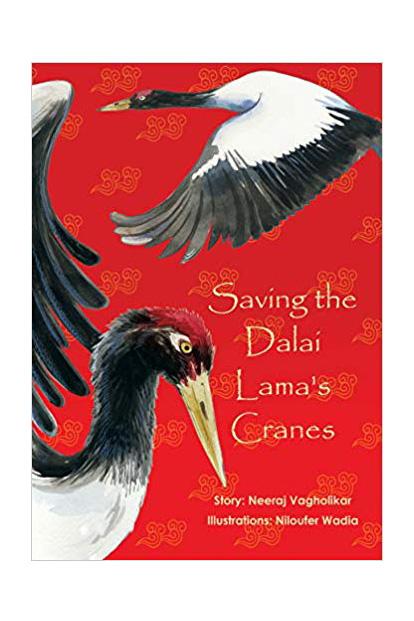 Saving the Dalai Lama's Cranes