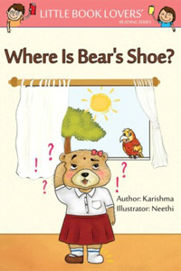 Where is Bear's Shoe?
