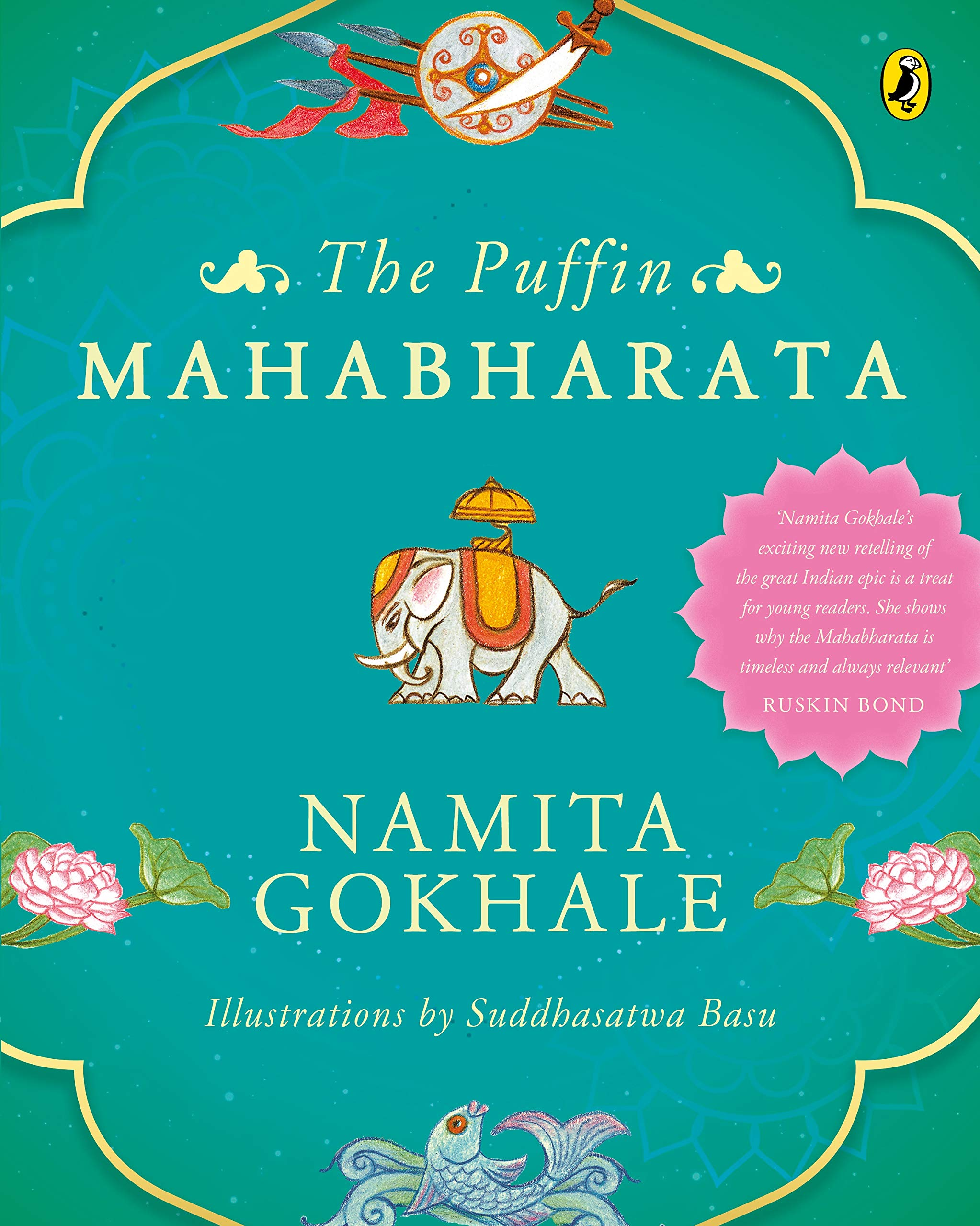 The Puffin Mahabharata  by Namita Gokhle