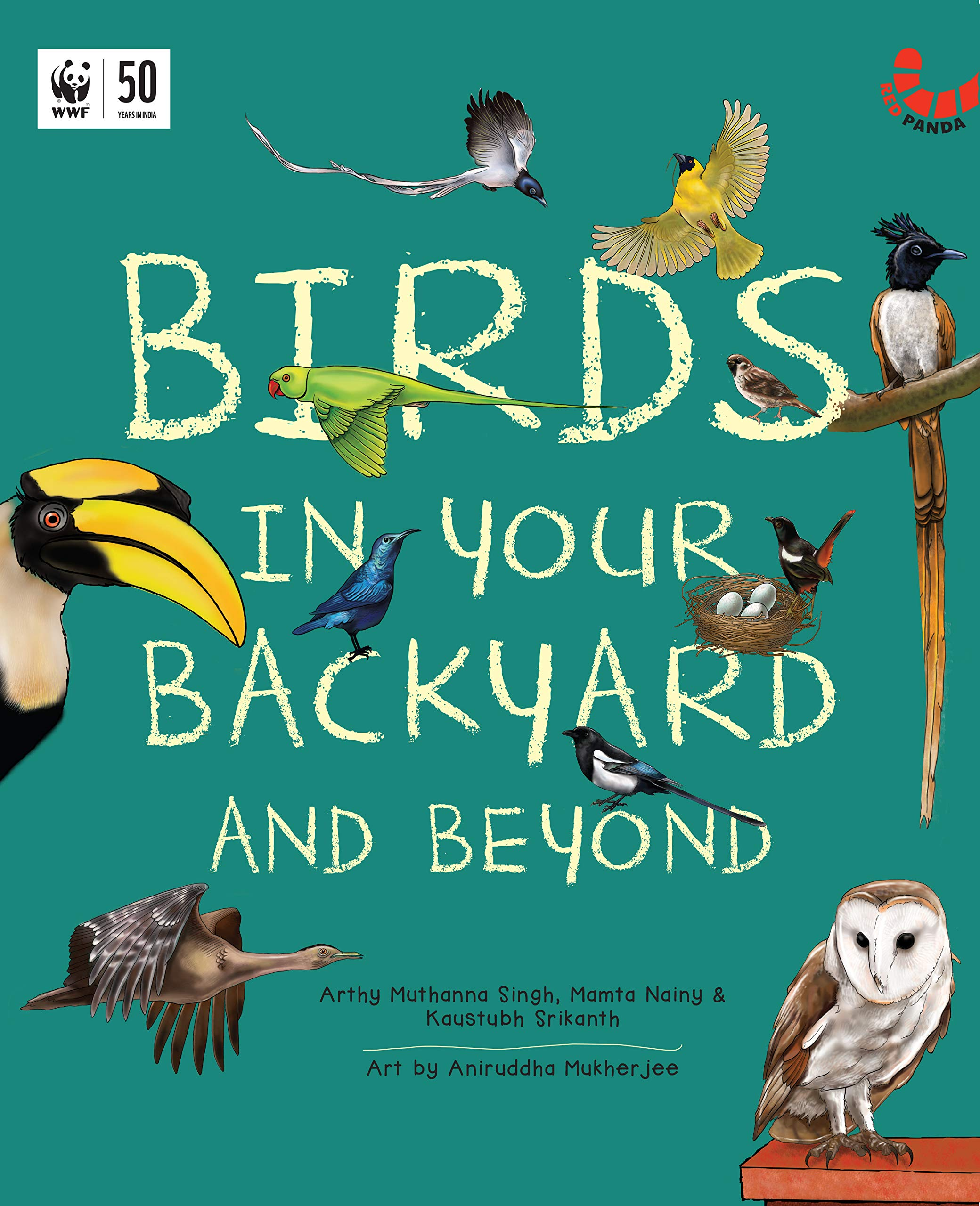 Birds in our backyard and beyond