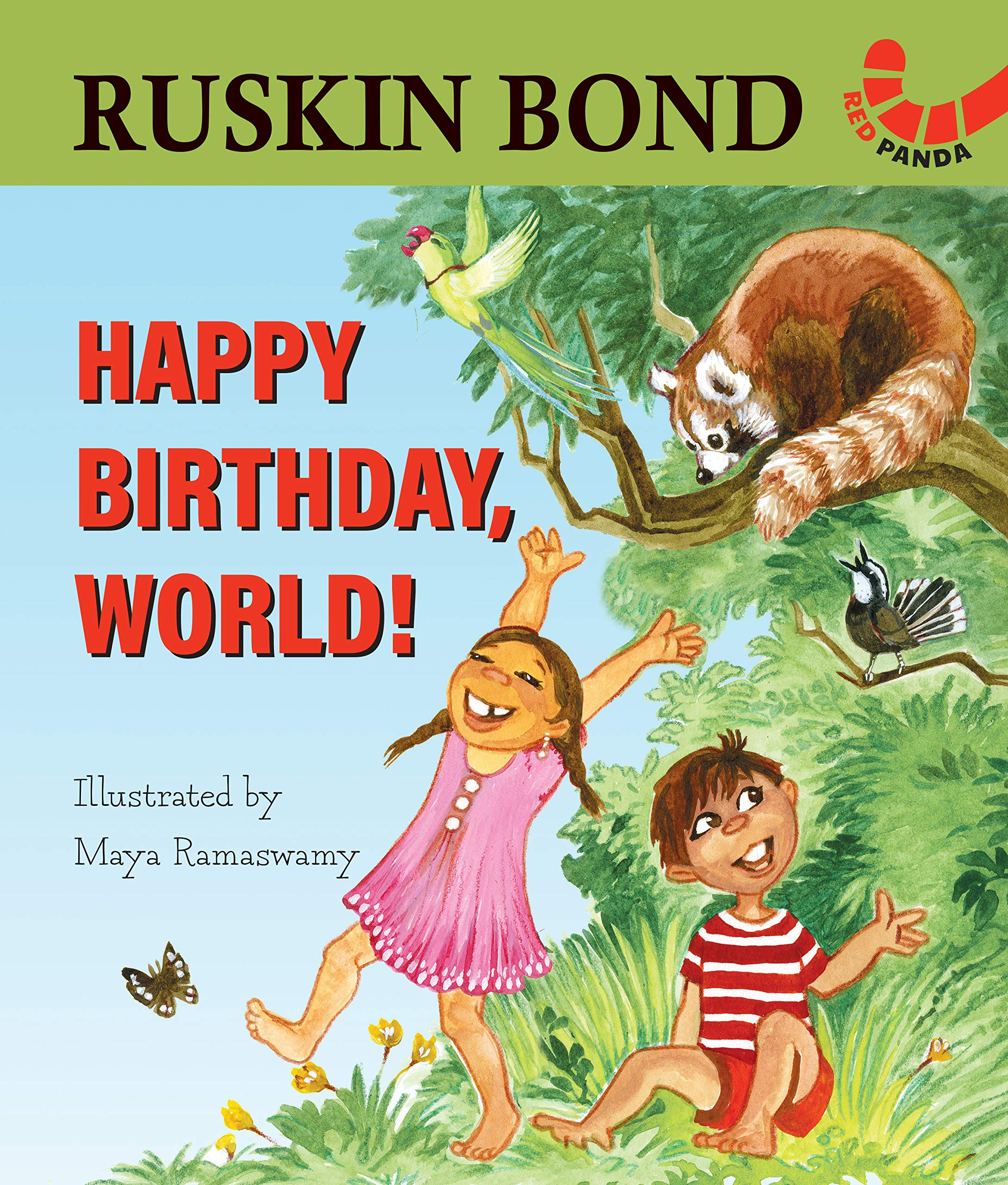 Happy Birthday World! - Ruskin Bond