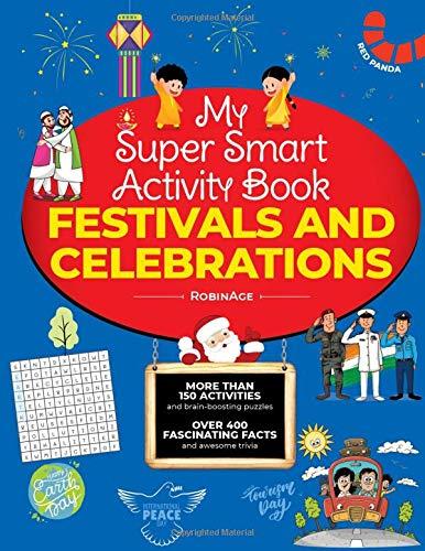 MY SUPER Smart Activity Book: Festivals And Celebrations