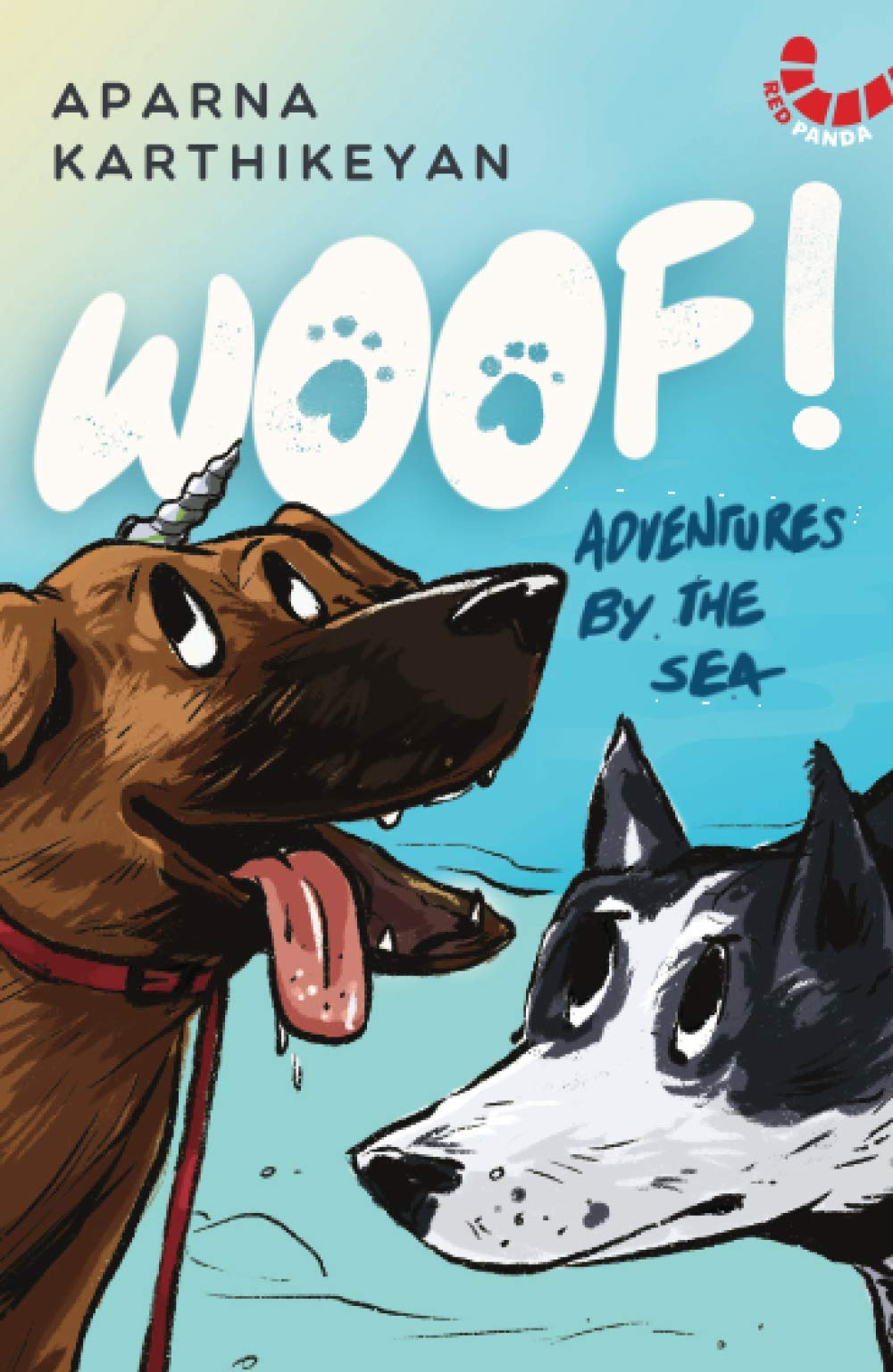 WOOF! ADVENTURES BY THE SEA APARNA KARTHIKEYAN