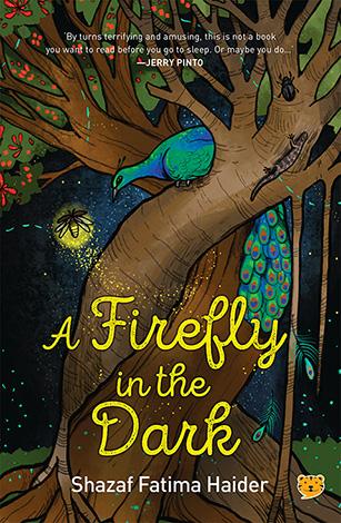 Talking Cub - A Firefly in the Dark by Shazaf Fatima Haider