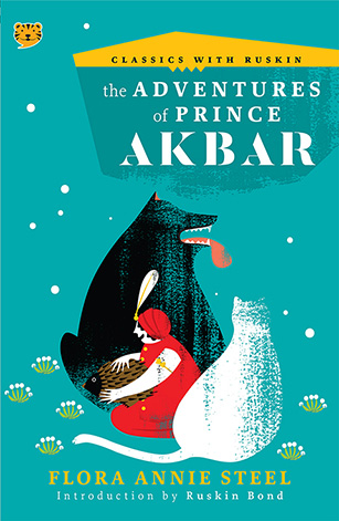 Talking Cub -The Adventures of Prince Akbar by Flora Annie Steel