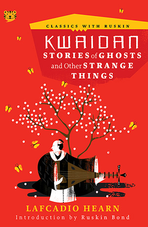 Talking Cub - Kwaidan - Stories of Ghosts and other strange things by Lafcadio Hearn