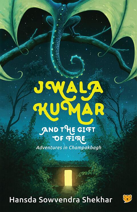 Talking Cub - Jwala Kumar and the Gift of Fire