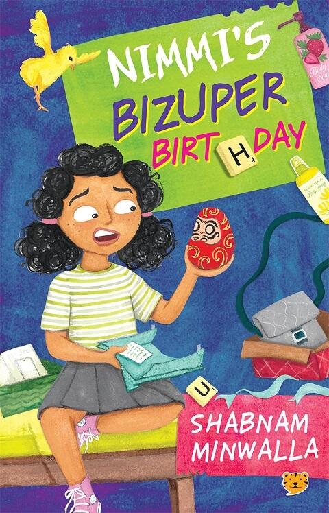 Talking Cub - Nimmi's Bizuper Birthday by Shabnam Minwalla