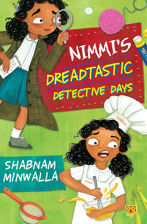 Talking Cub - Nimmi's Dreadtastic Detective Days