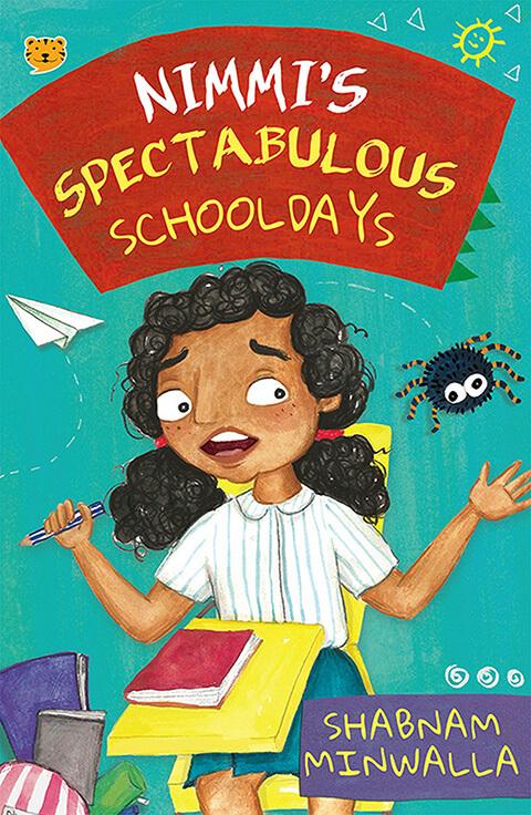 Talking Cub - Nimmi's Spectabulous Schooldays