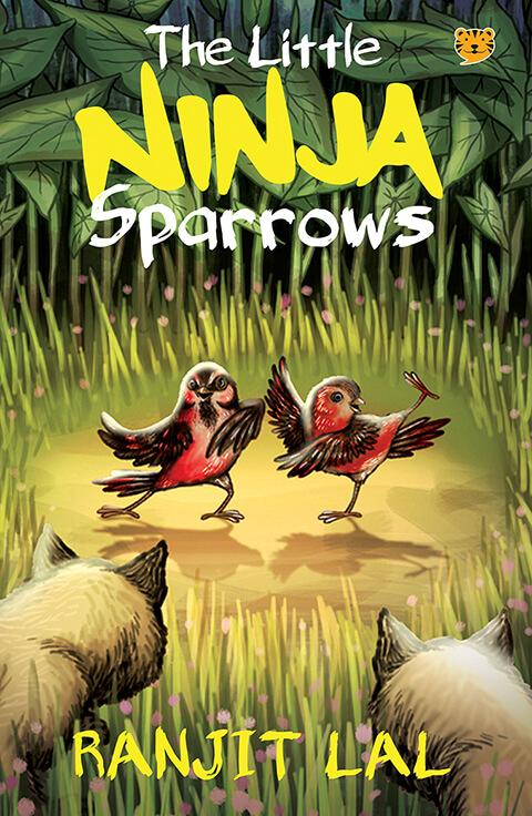 Talking Cub - The Little Ninja Sparrows