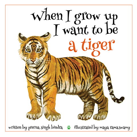 Talking Cub - When I Grow Up I Want to be a Tiger