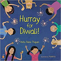 Tota Books - Hurray for Diwali