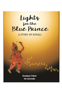 Lights for The Blue Prince; A Story of Diwali