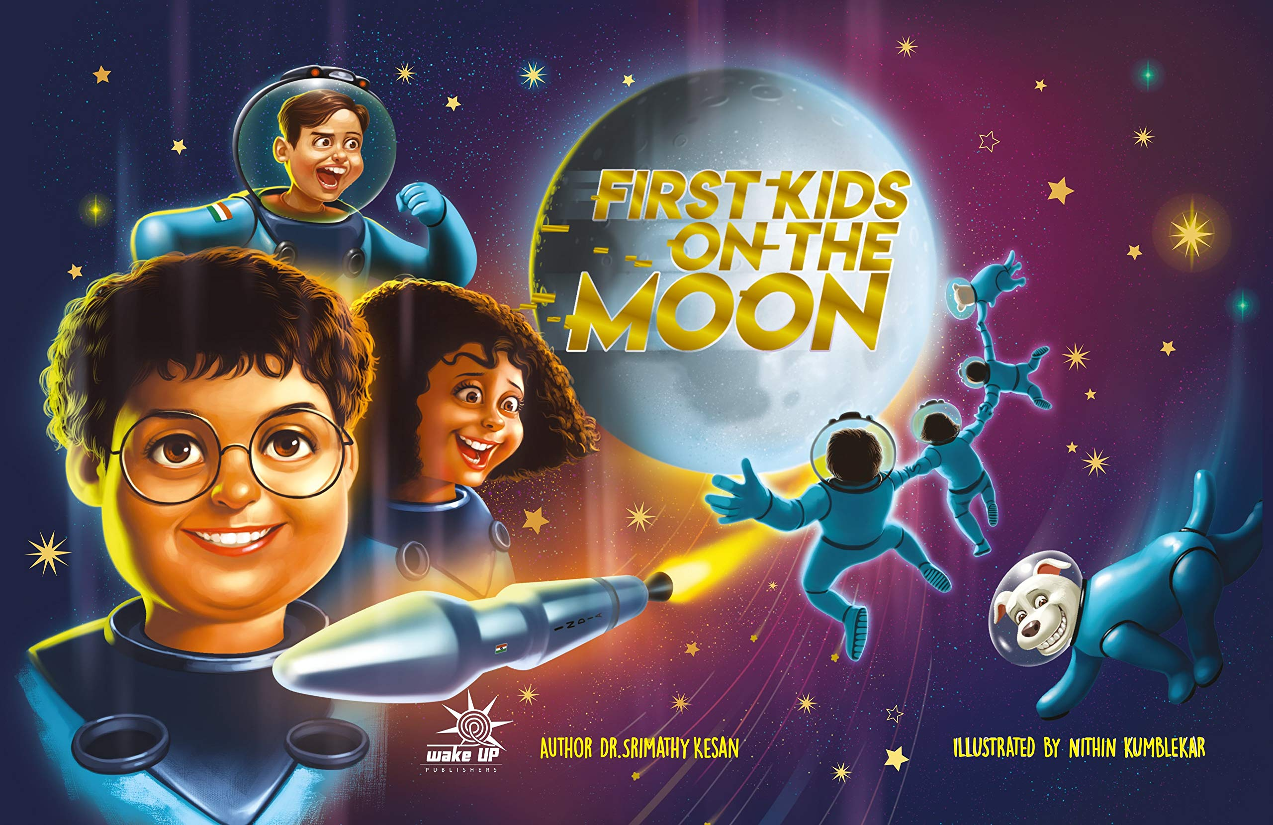 Wake Up - First Kids on the  Moon