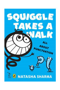 Squiggle Takes a Walk