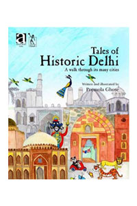 Tales of Historic Delhi Activity Book