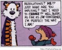 Ideas for Children's New Year Resolutions