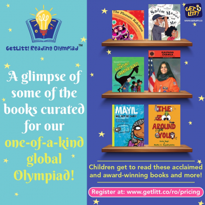 GetLitt - Winter Reading Olympiad 2021