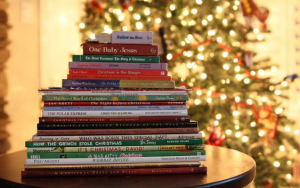 Christmas Reads – Our favorite books for the Holiday Season!