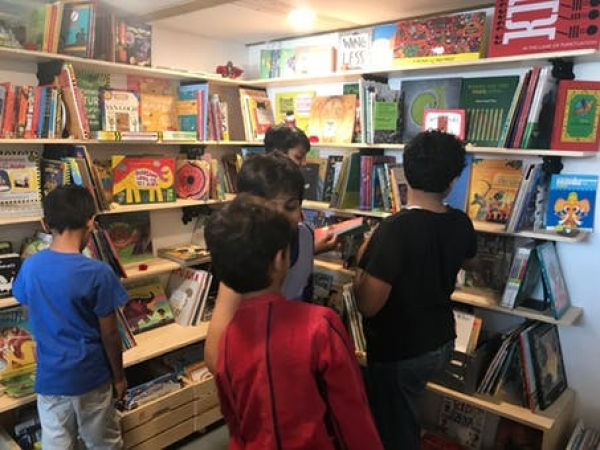 The Rabbit Hole - A wonderful bookstore for children in Bangalore